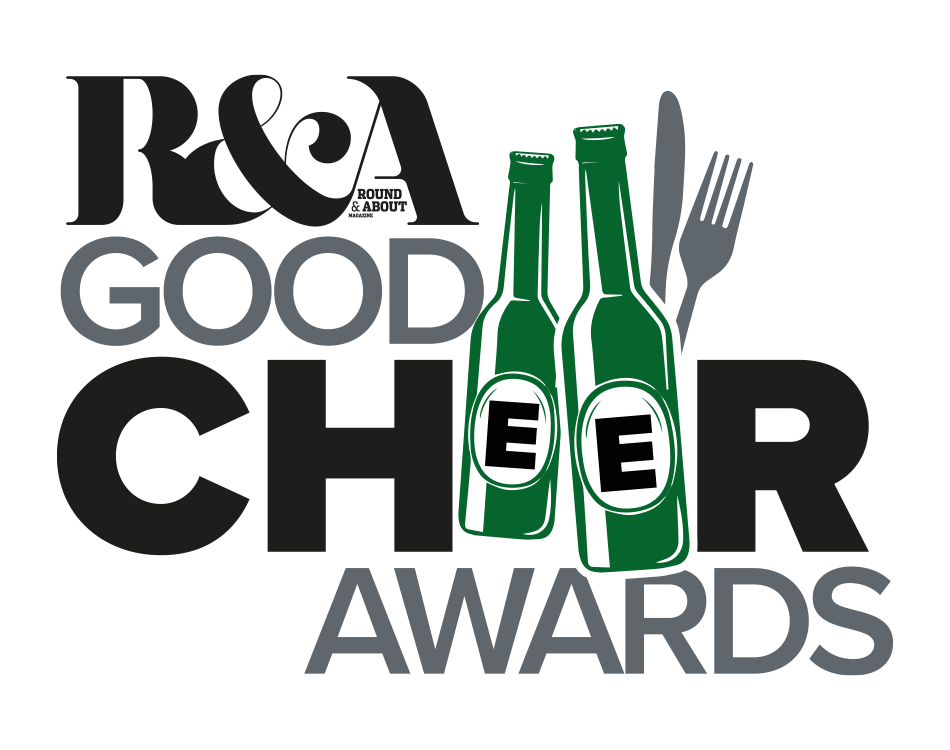 Round & About Good Cheer Awards Logo