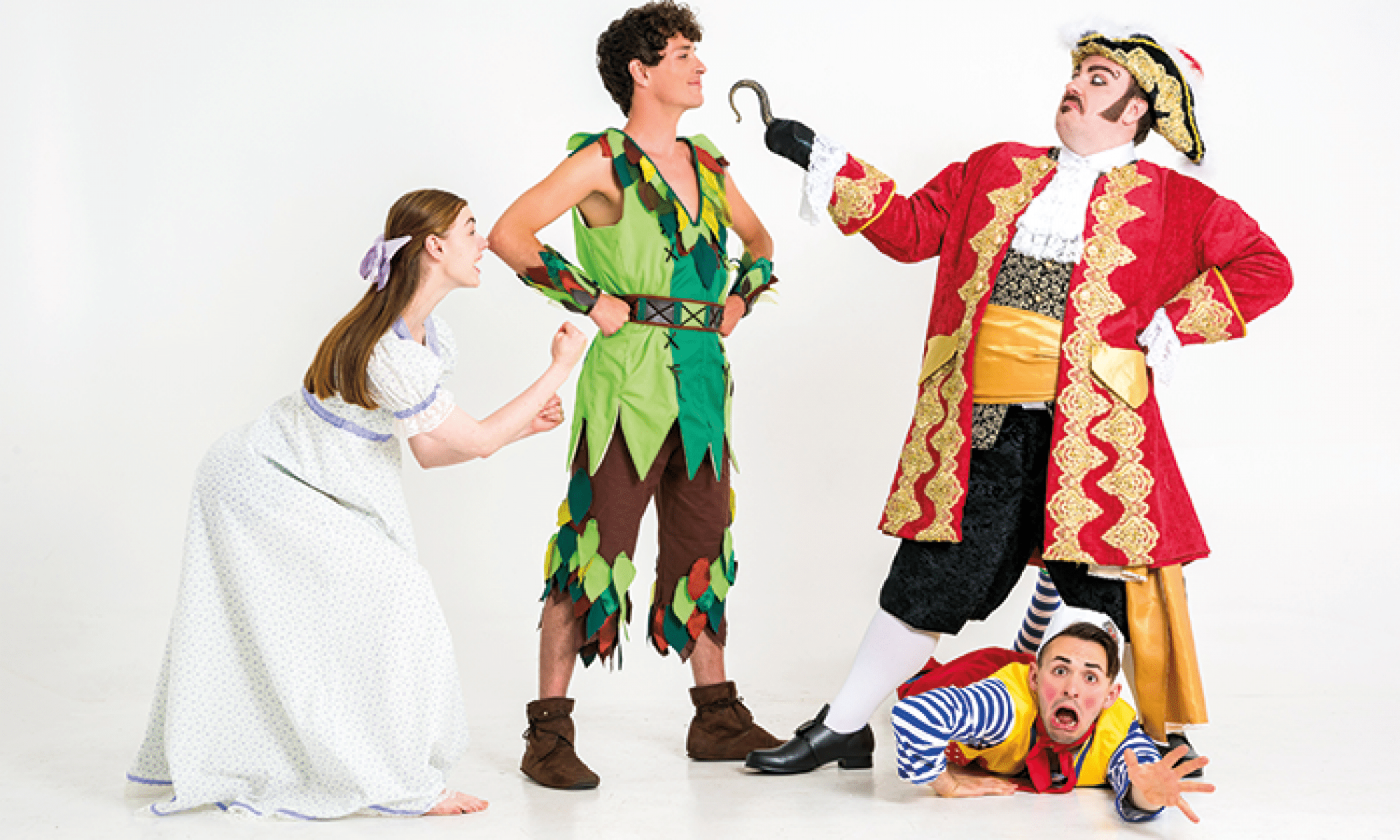 Immersion Theatre's Peter Pan